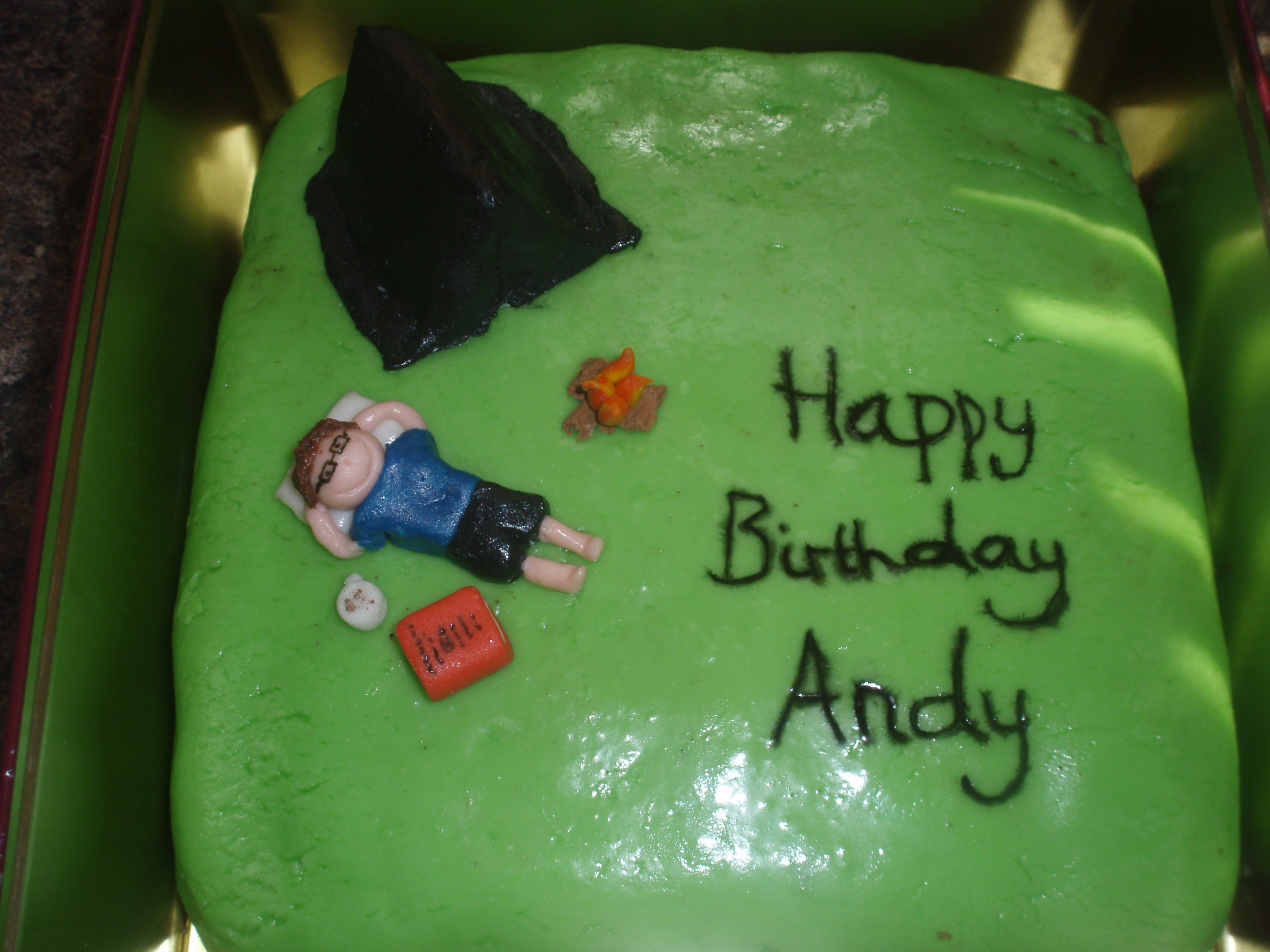 Image result for birthday cakes ANDY